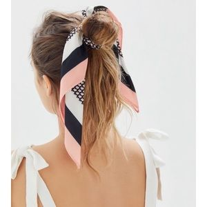 Urban Outfitters Scarf Scrunchie